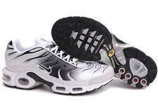Nike Air Max TN Shoes Grey Black