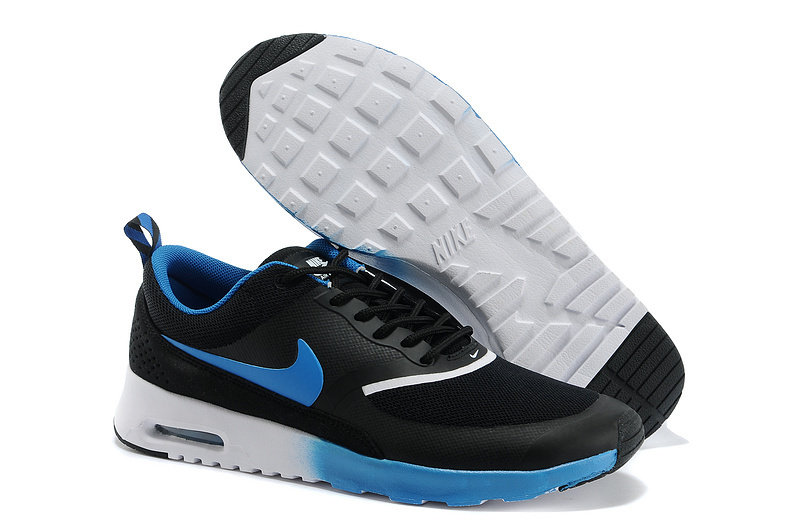 Nike Air Max Thea 90 Black Blue