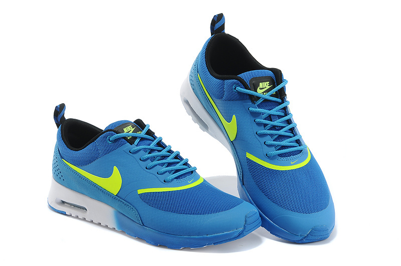 Nike Air Max Thea 90 Blue Yellow