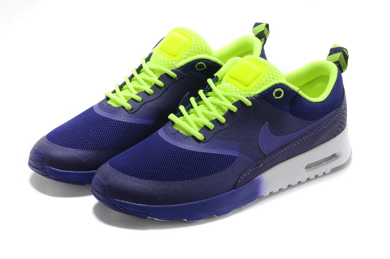Women's Nike Air Max Thea 90 Dark Blue Green