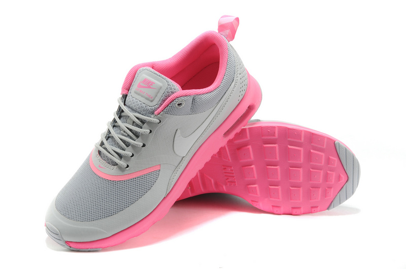 Women's Nike Air Max Thea 90 Grey Pink