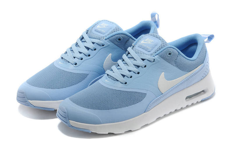 Women's Nike Air Max Thea 90 Light Blue