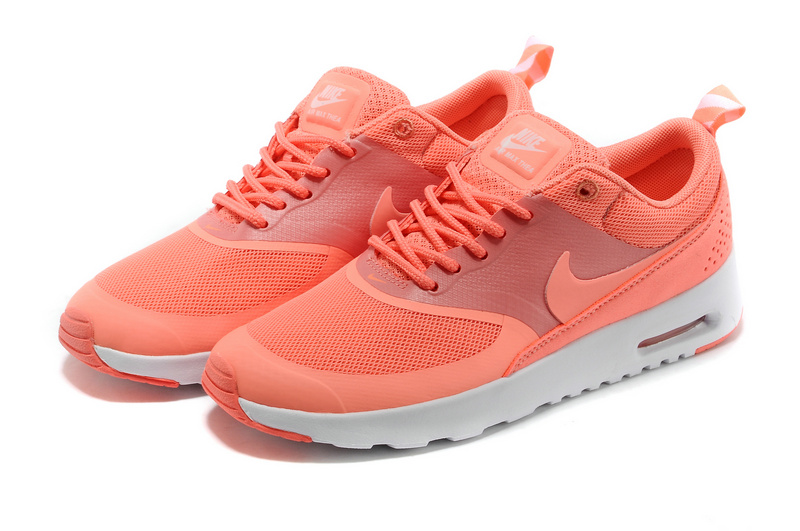 Women's Nike Air Max Thea 90 Orange White