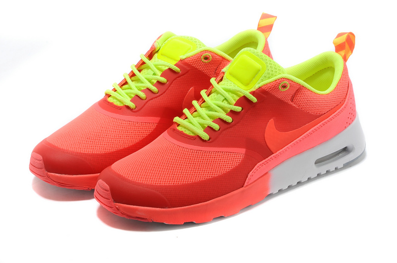 Women's Nike Air Max Thea 90 Red Green