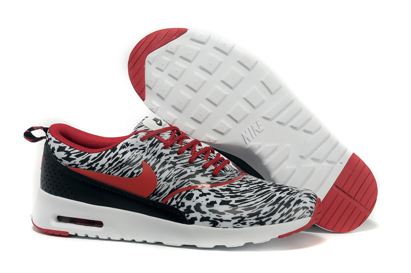 Nike Air Max Thea Print Snow Cheetah Print Shoes