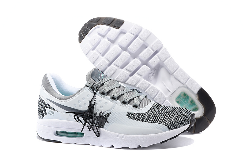 Nike Air Max Zero 87 II White Grey Shoes