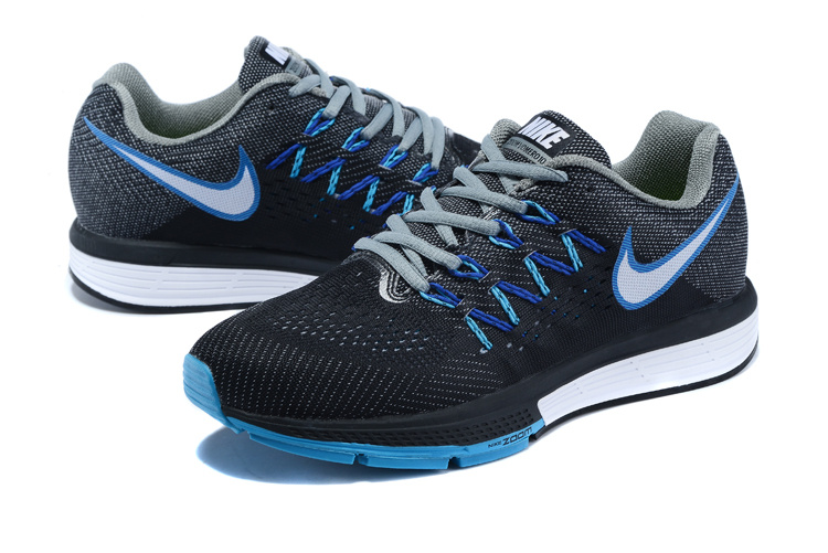 Nike Air Zoom Vomero 10 Black Blue White Shoes