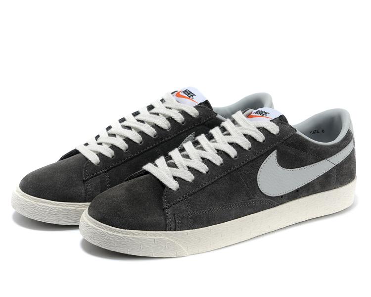 Nike Blazer 1 Low Black White Shoes