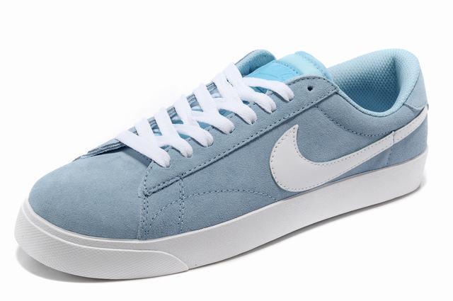 Nike Blazer 3 Low Baby Blue White Men's Shoes