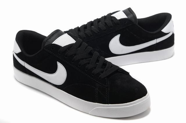 Nike Blazer 3 Low Black White Men's Shoes