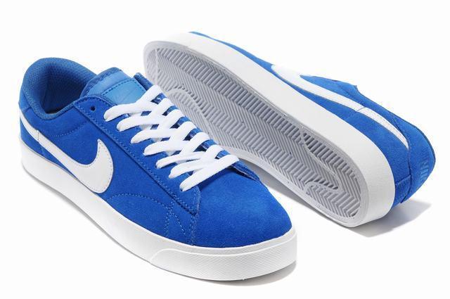 Nike Blazer 3 Low Blue White Men's Shoes