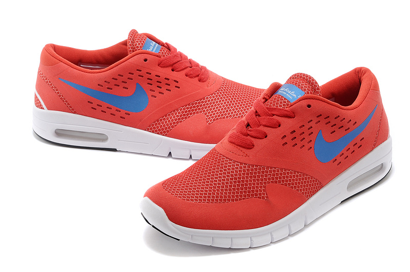 Nike Eric Koston 2 Max Shoes Red White