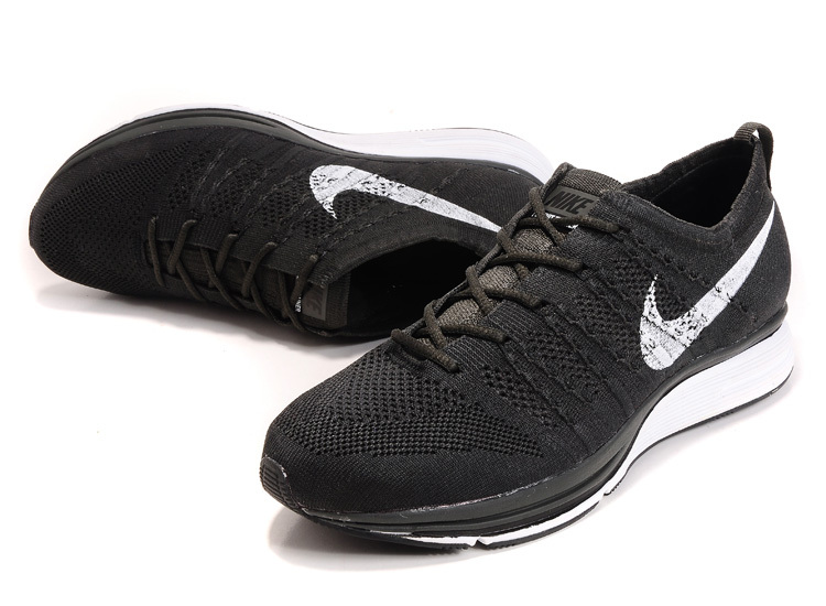 Nike Flyknit Trainer All Black Shoes