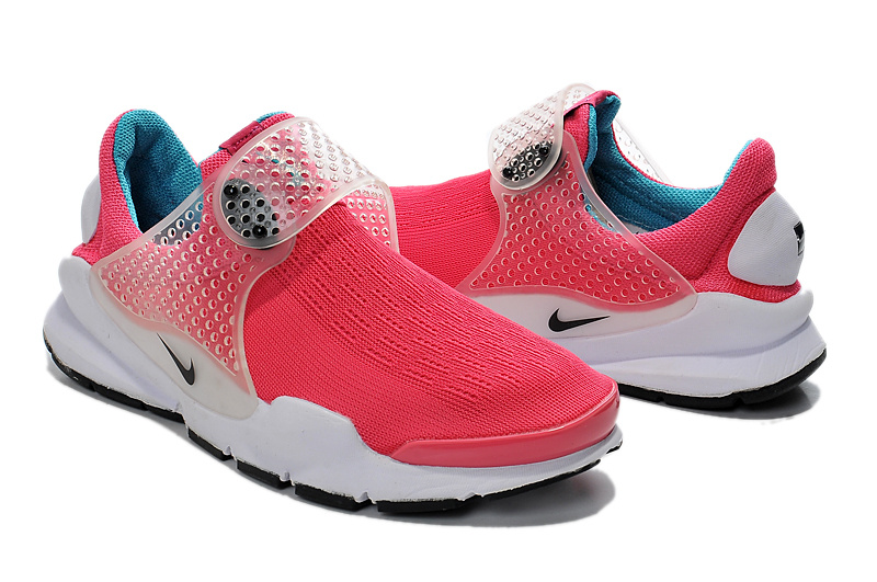Nike Fragment Design Sock Dart SP Pink White Shoes For Women