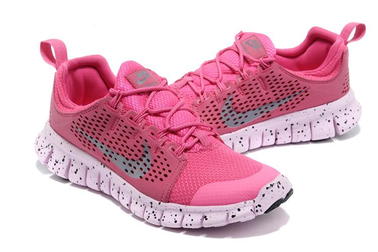 Nike Free Run 3.0 Red White Shoes