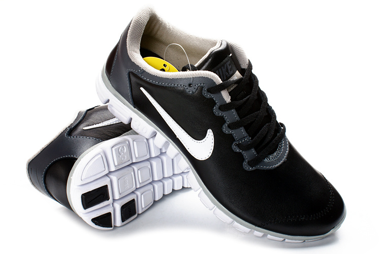 Nike Free Run 3.0 V2 Black White Shoes