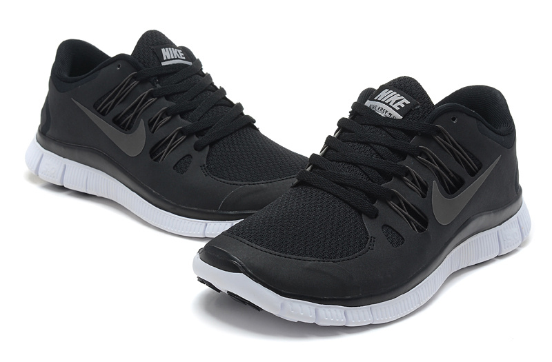 Nike Free Run 5.0 Black Grey Shoes