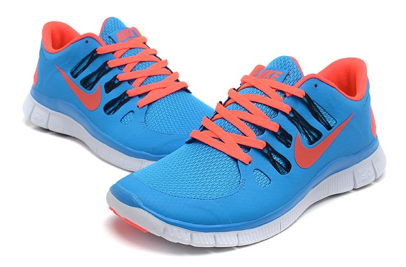 reebok pump og - nike free run blue and orange