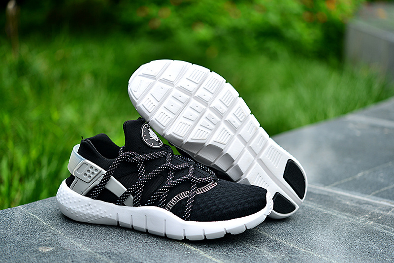 Nike Huarache NM Oreo Black White Shoes
