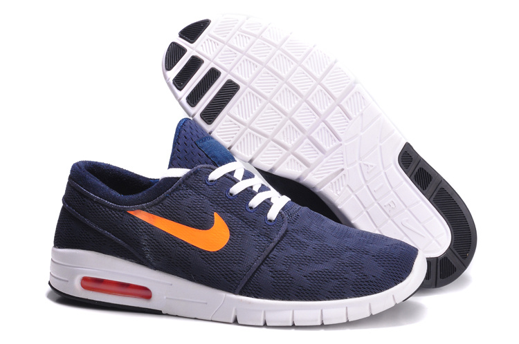 Nike Koston 2 Max Shoes Blue White Orange