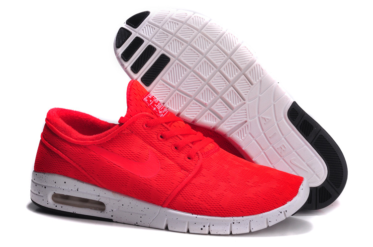 Nike Koston 2 Max Shoes Red White