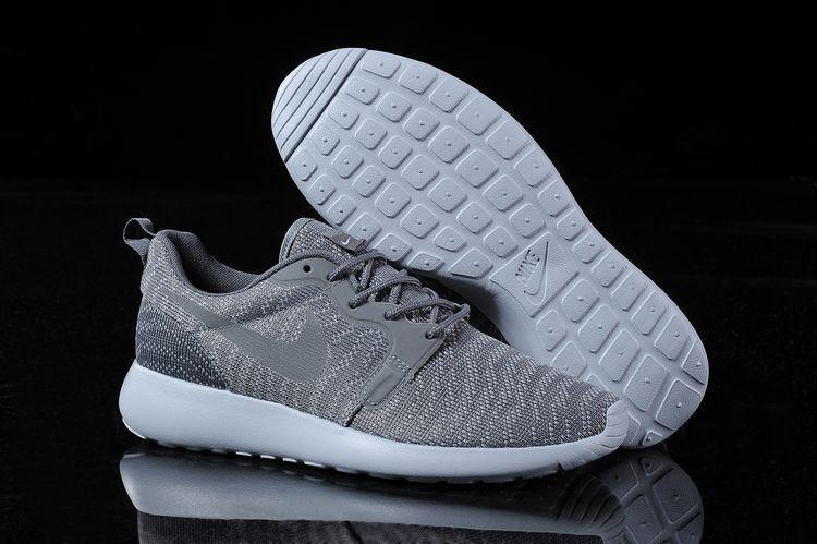 Nike Roshe Run KJCRD Grey Shoes