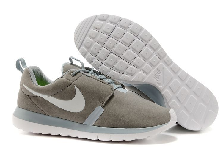 Nike Roshe Run NM 3M Midnight Grey White Shoes