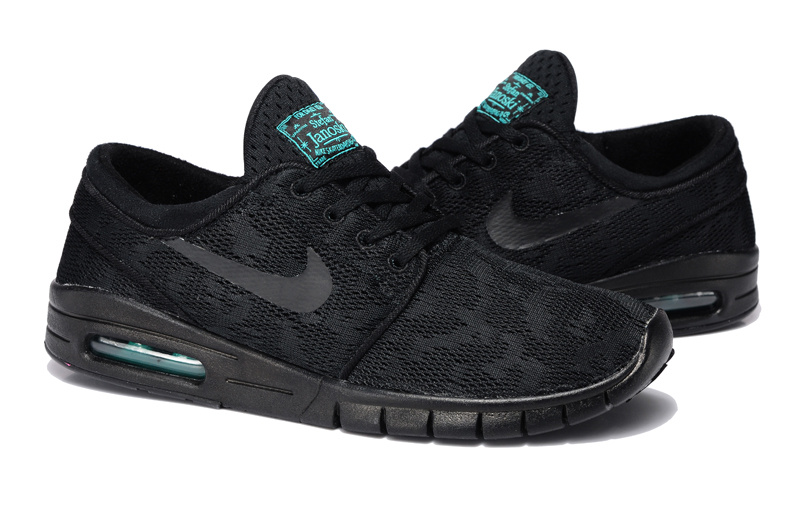 Nike SB Stefan Janoski Max Blackish Green Men Shoes