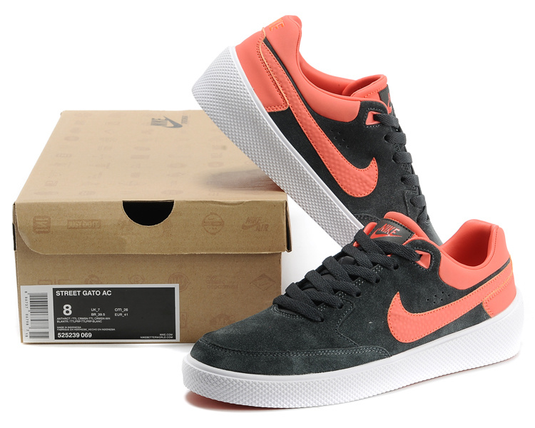 Nike ST Gatoreet AC Black Red Shoes