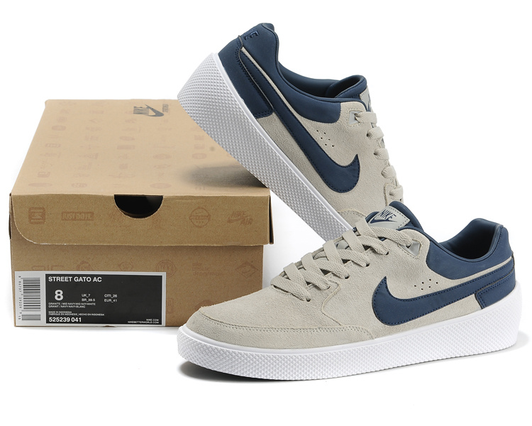 Nike ST Gatoreet AC Grey Blue Shoes