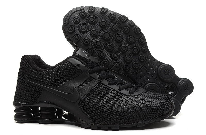 Nike Shox Current Mesh Carbon Black Shoes