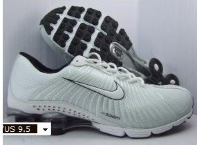 Functional Nike Shox R1 Light Green Shoes