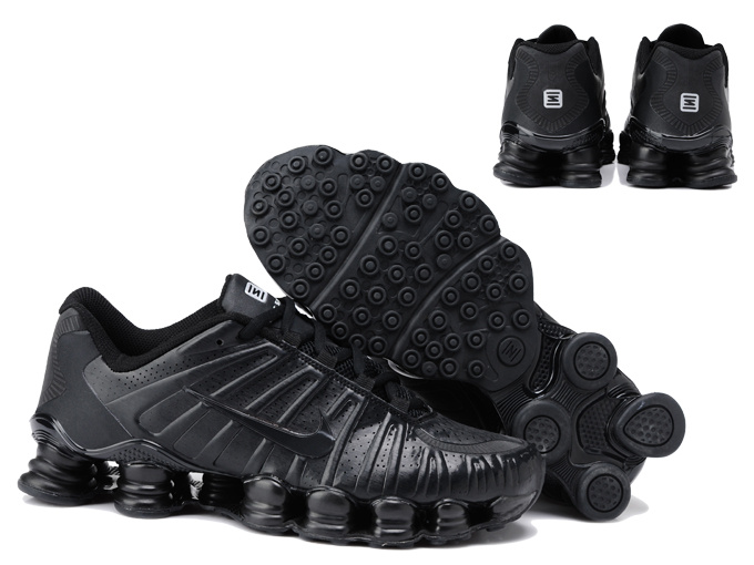 Nike Shox TL3 Shoes All Black