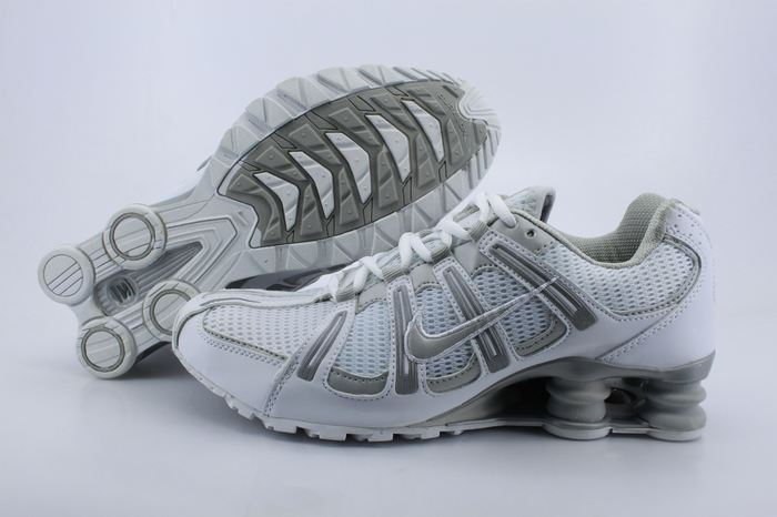 Women Shox Turb White Grey For Women