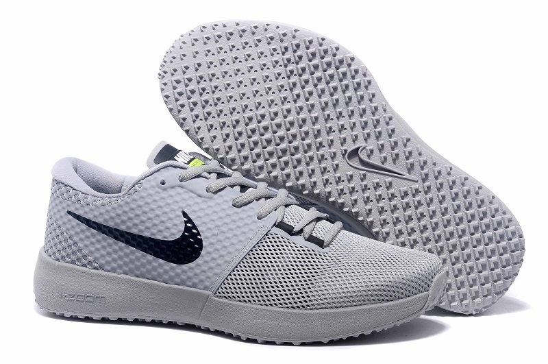 Nike Zoom Speed Trainer 2 Grey Running Shoes