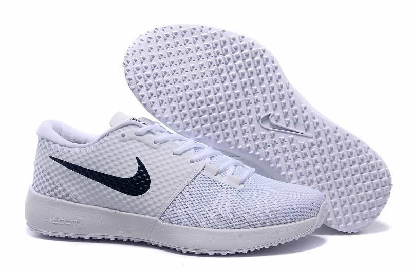 Nike Zoom Speed Trainer 2 White Black Running Shoes