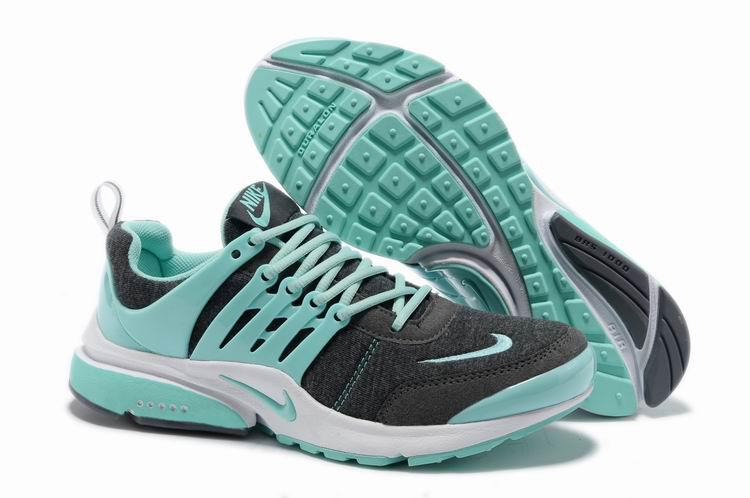 Baby Blue Nikes Air Presto Running Shoes