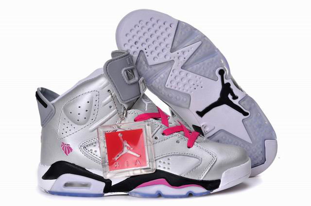 Women Air Jordan 6 Valentines Day