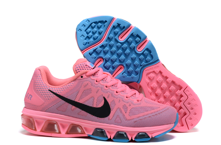 Women Nike Air Max 2010 20K Pink Blue Shoes