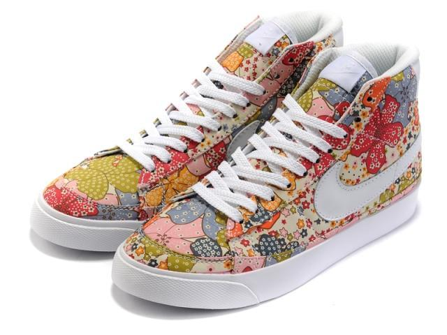 Women Nike Blazer 2 High Babysbreath Shoes
