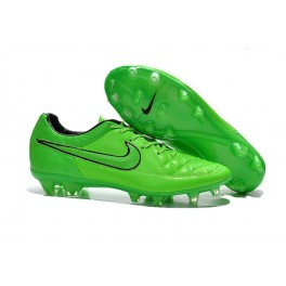 new nike football shoes nike tiempo legend fg cleats green strike black