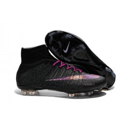 nike new mercurial superfly fg men s firm ground soccer boots black violet
