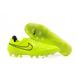 nike tiempo legend v fg firm ground soccer shoes volt hyper punch black