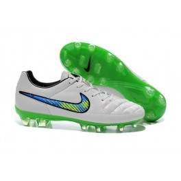 nike tiempo legend v fg men's firm ground soccer cleat white volt solar black